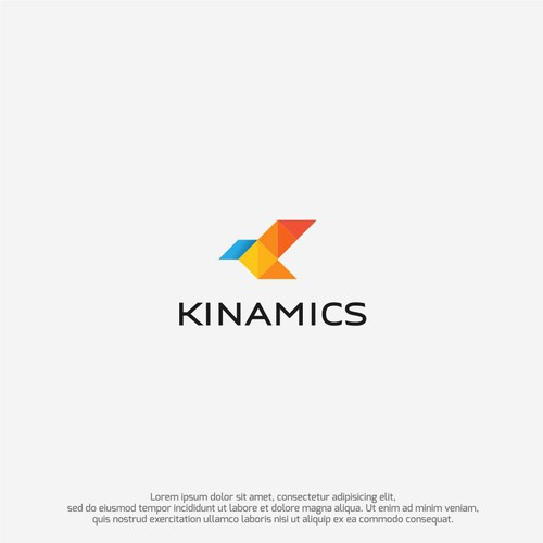 Logo for Kinamics