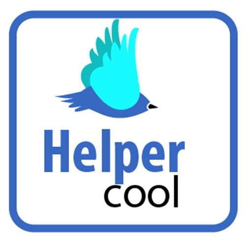A logo for a internet services company