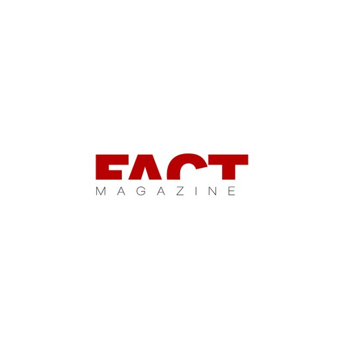 Create the next logo for Fact Magazine