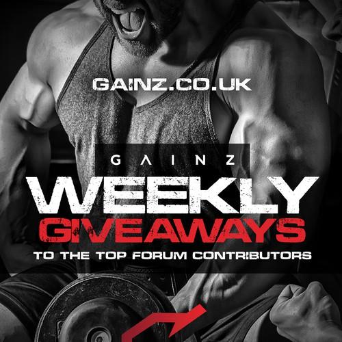 Bodybuilding Forum - poster needed