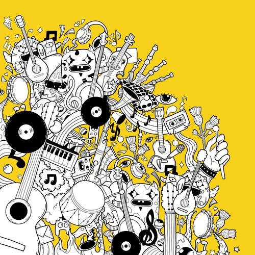 illustration doodle