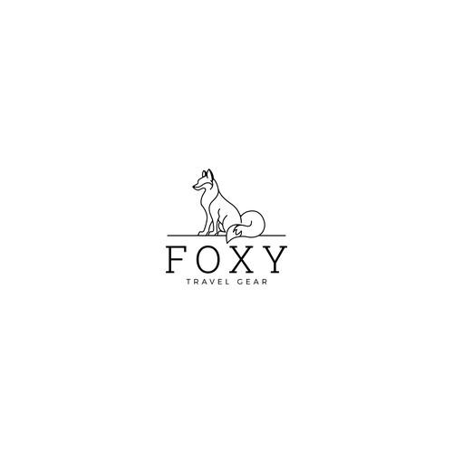 FoxyTraveGear Logo