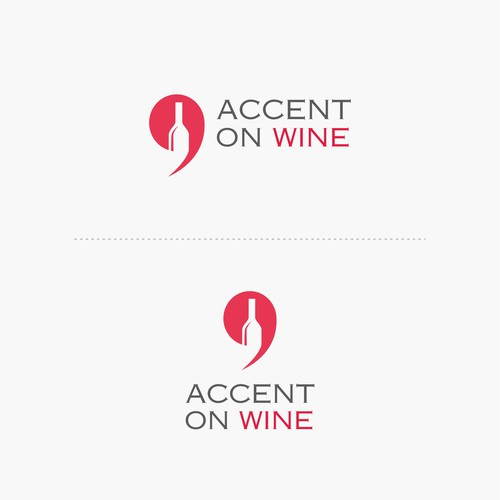 Logo Concept For Wine Shop/Bar