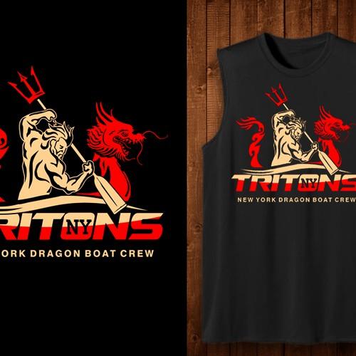 Tritons Dragon Boat team