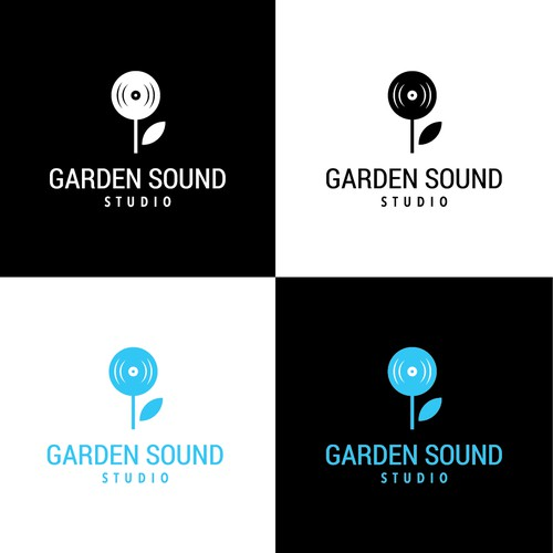 Logo for Sound Studio