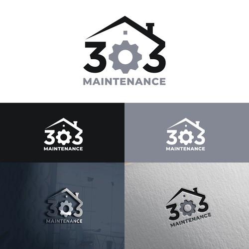 Logo Design for Property Maintenance Company