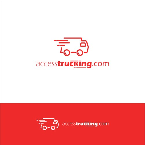 Logo concept for Truck Company