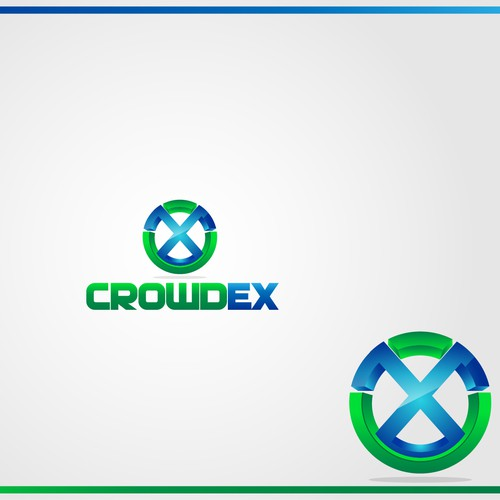 Crowdex needs a new logo