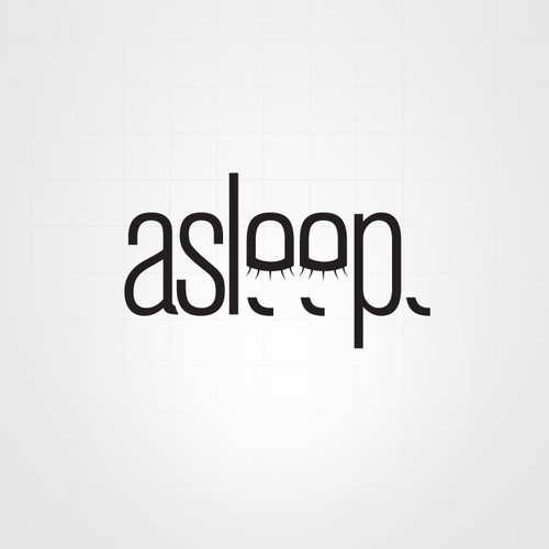 asleep. needs a new logo