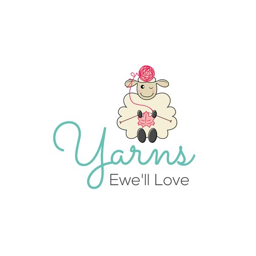 Logo Design for a yarns Business