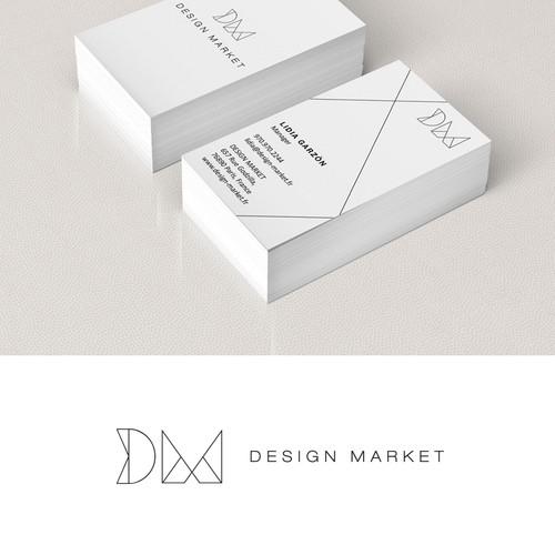 Logo and Business Cards / Vintage Design furniture