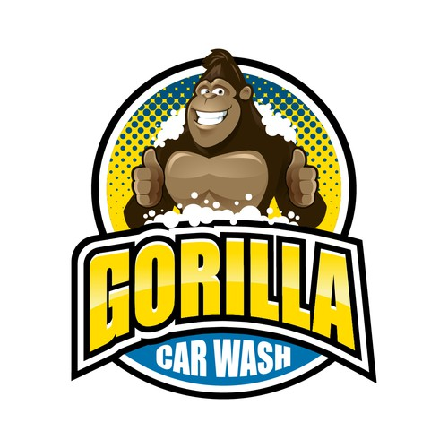 Gorilla Car Wash
