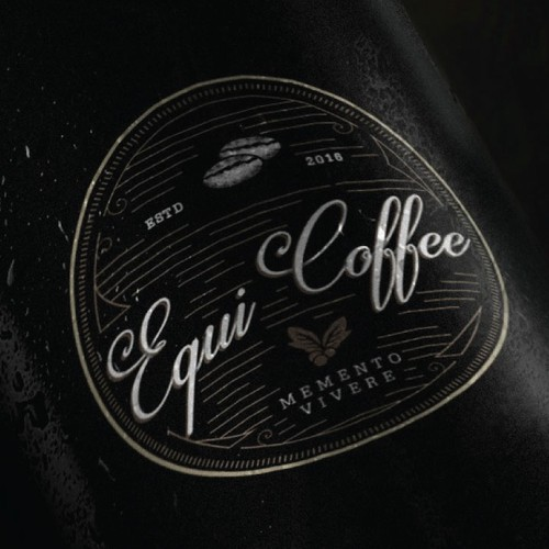 Logo design for coffee company