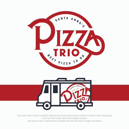 BOLD logo for Pizza to go