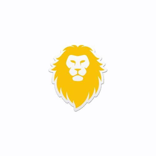 LOGO CONCEPT FOR LION