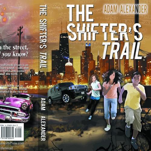 book or magazine cover for Adam Alexander
