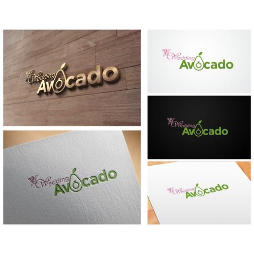 Wedding Avocado logo for Seancaseo