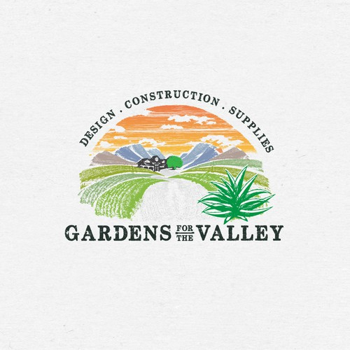 Gardens for the valley