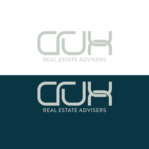 The logo for Real Estate Advisers CRUX.