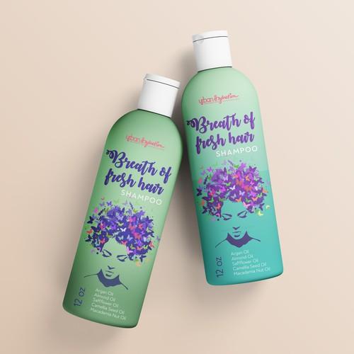 New Fun Textured Hair Brand - Shampoo