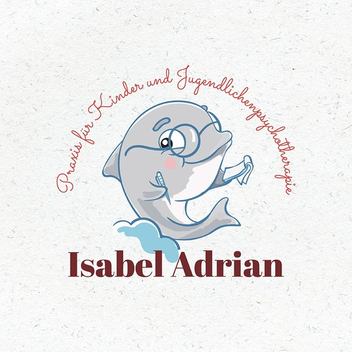 Child and adolescent therapist logo