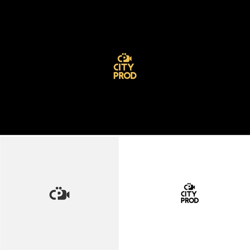 logo concept for CITY PROD