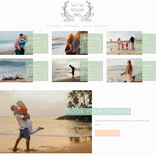 Sage and Sea Photography