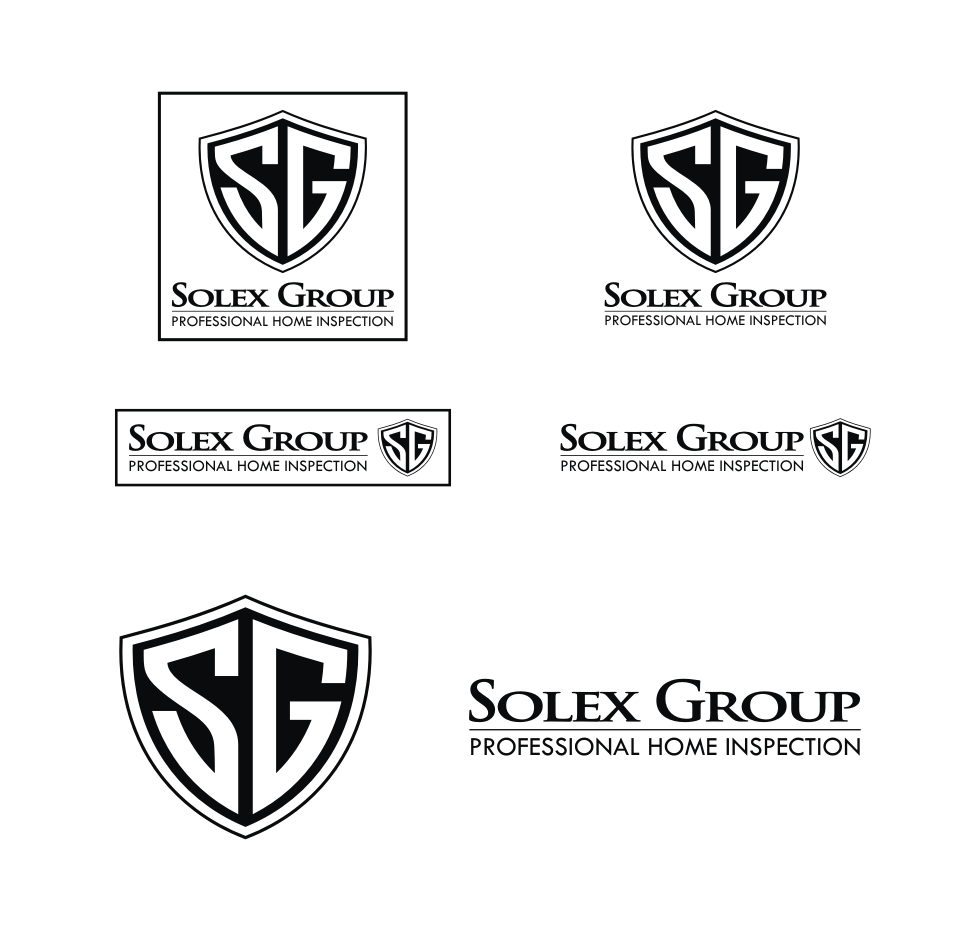 New logo wanted for Solex Group Professional Home Inspection