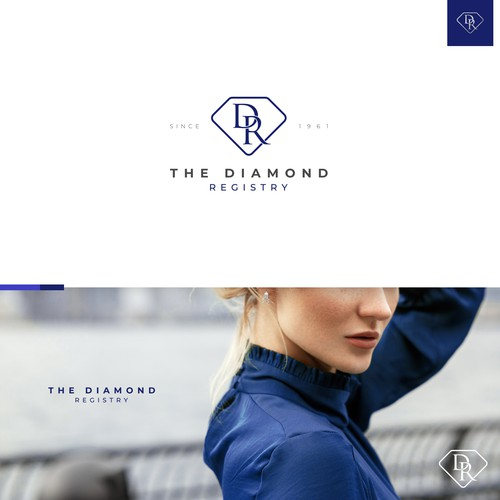 Logo for The Diamond Registry