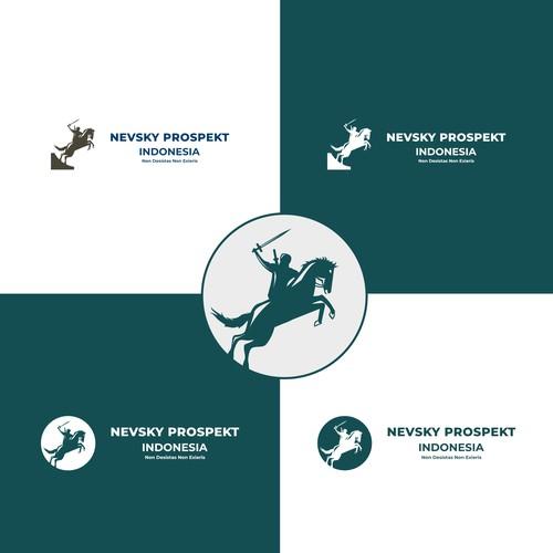 horse logo for Nevsky