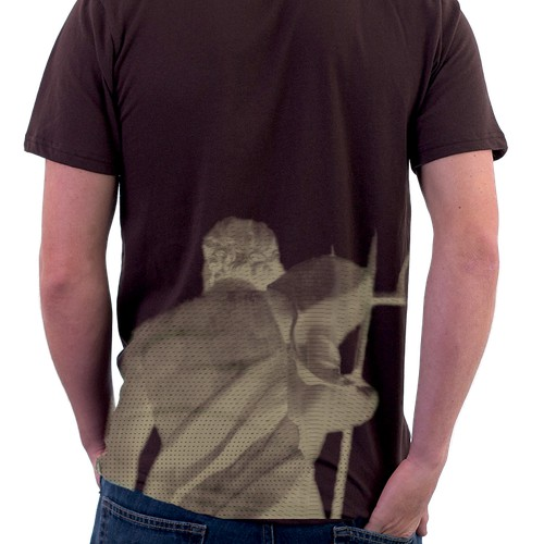 Create sophisticated, cool designs for MEN'S T-SHIRTS using GREEK / ROMAN MYTHOLOGY
