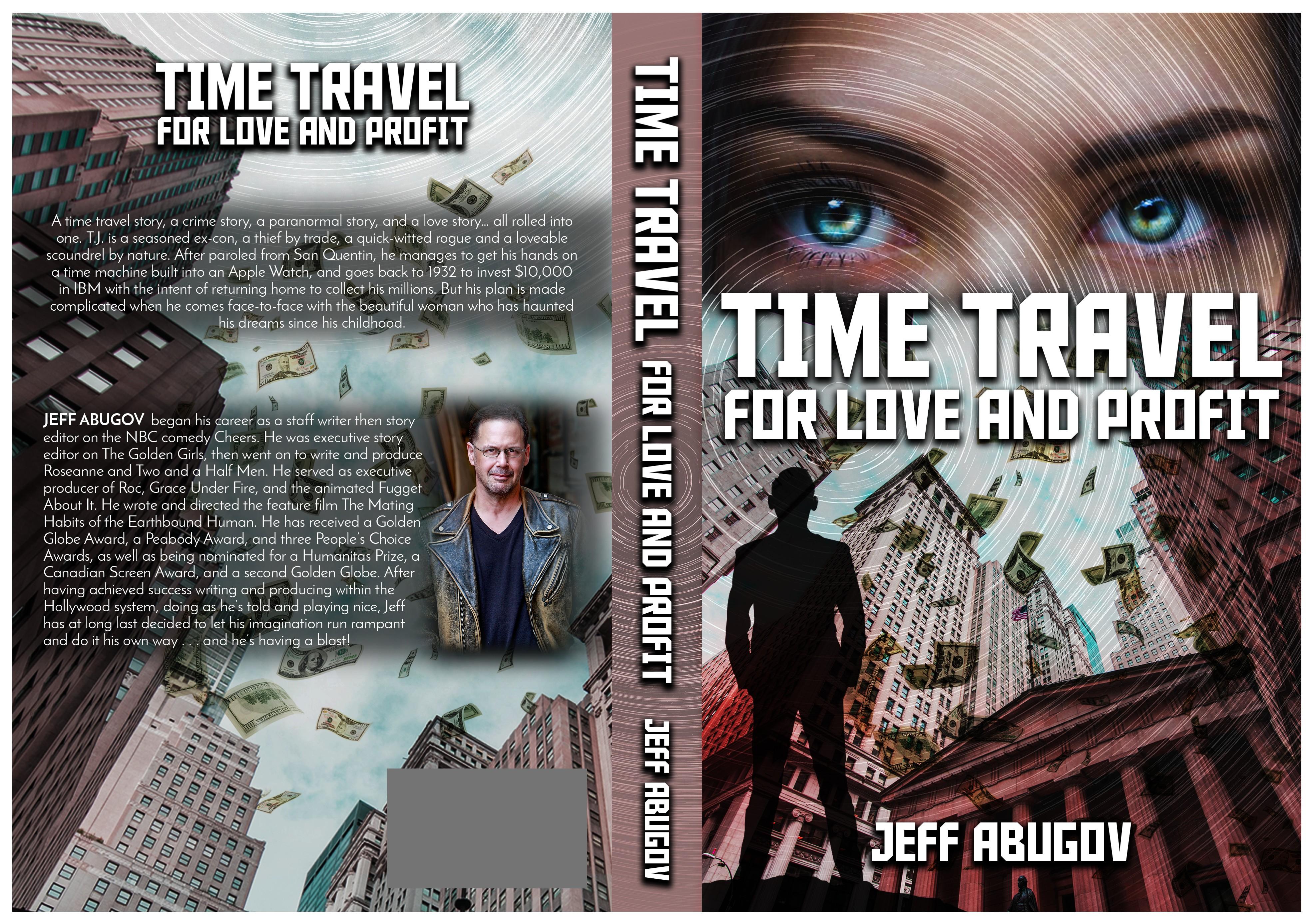Create an awesome cover for a sci-fi-crime-romance novel!