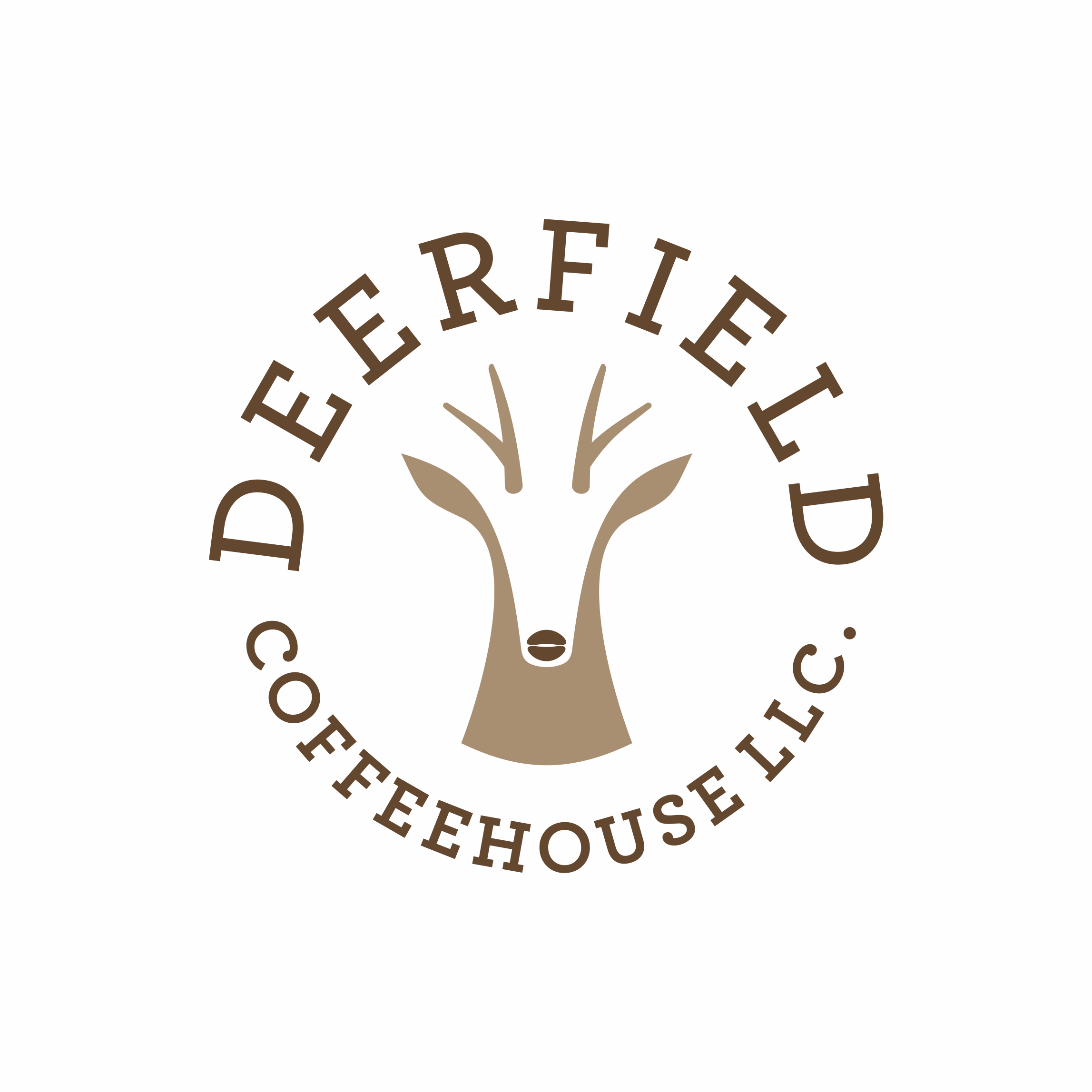 Design a logo that brings Farmers and Hipsters together over Coffee!