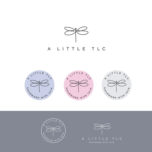 Logo design for sewing baby/kids blankets/clothes