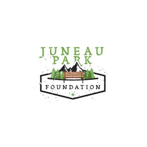 Logo concept for a national park