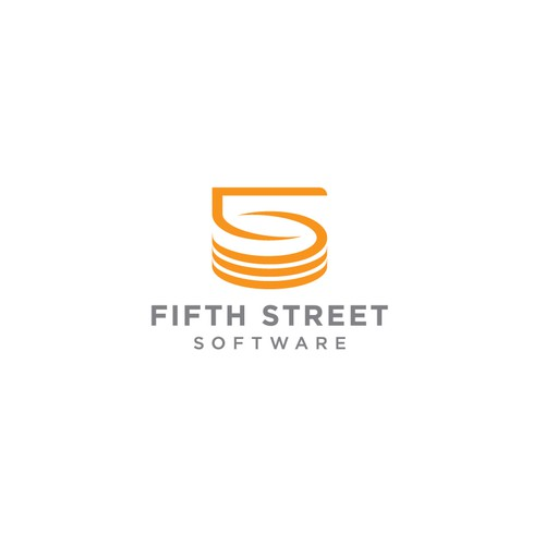 Logo design for Fifth Street Software