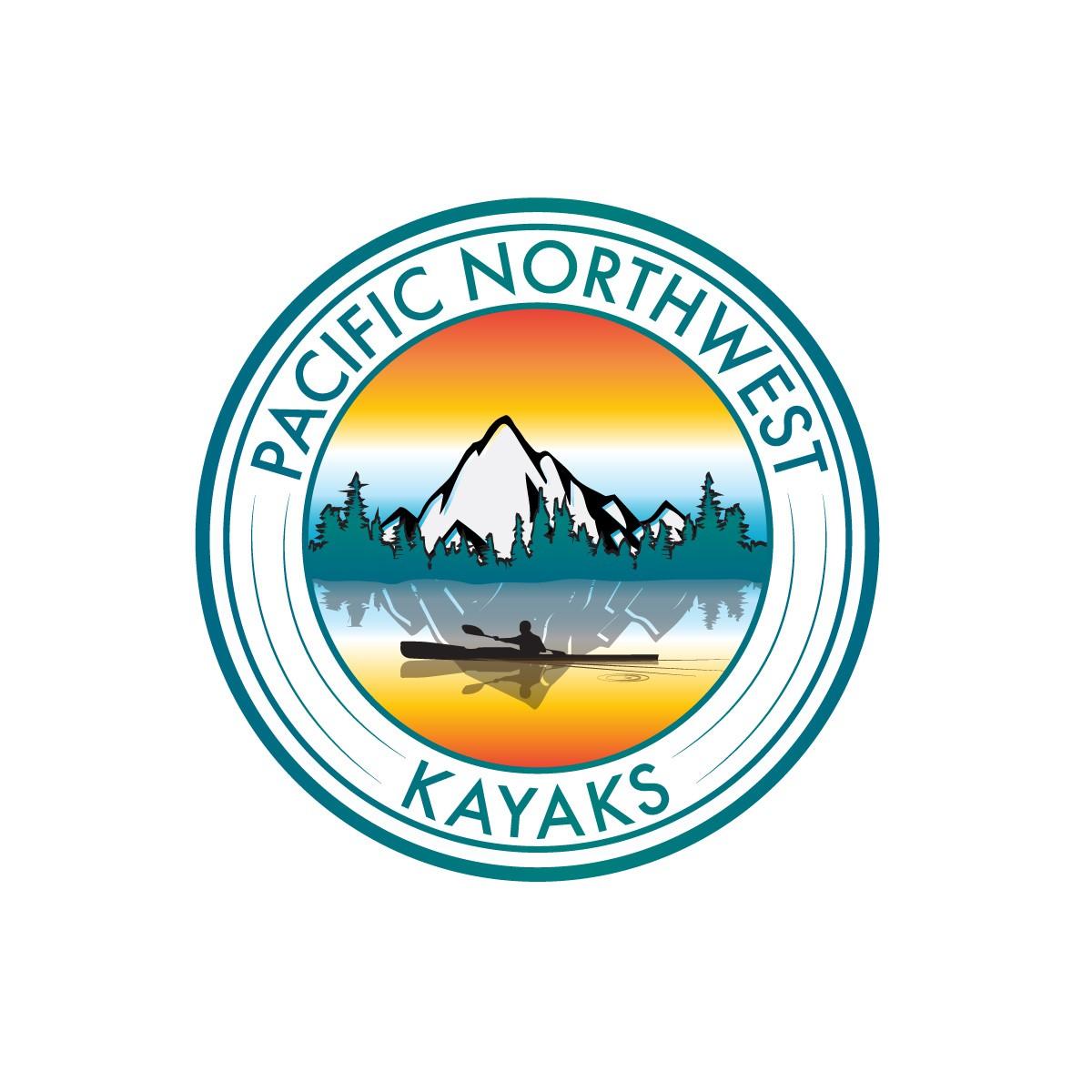 Adventure Logo for Pacific NorthWest Kayaks