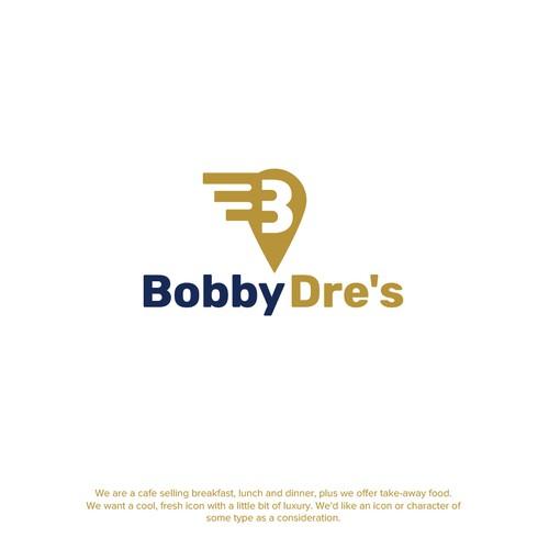 Logo concept for BobbyDre's