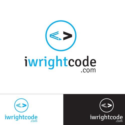 Logo for independent web designer/software developer