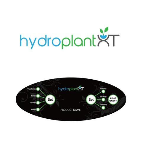 home hydroponics system logo