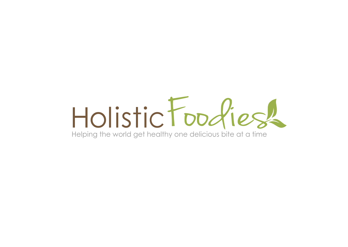 Holistic Foodies needs a new logo