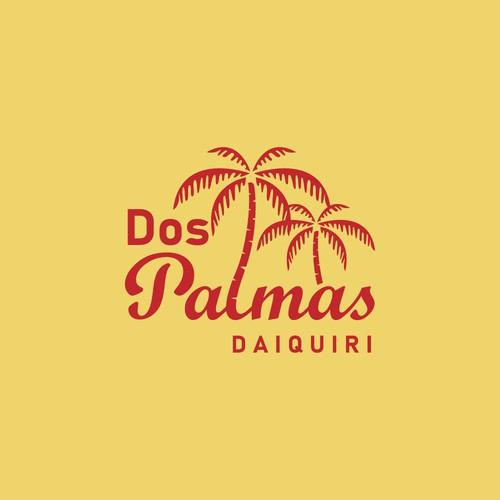 Dos Palmas Logo Designs