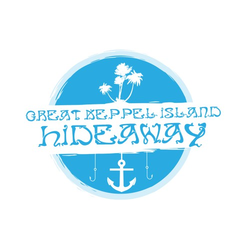 Help Great Keppel Island Hideaway with a new logo