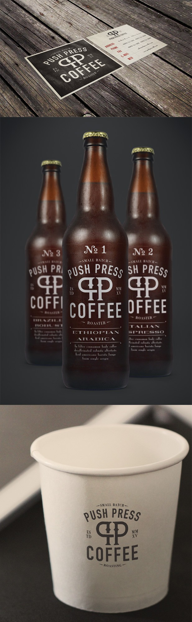 Cold Brew Coffee and Small Batch Roaster