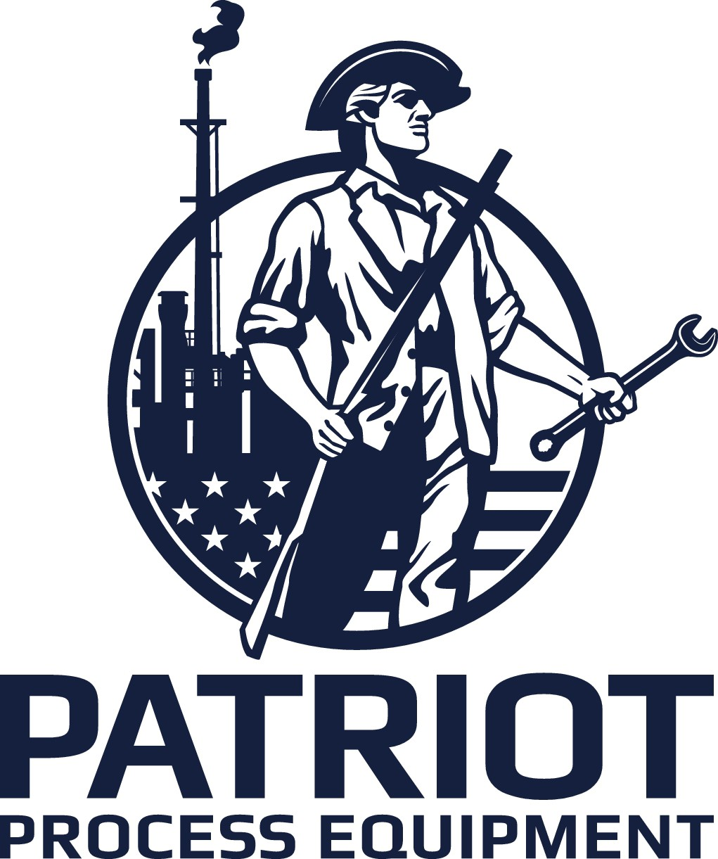 Patriot Process Equipment needs a cool logo for our new company