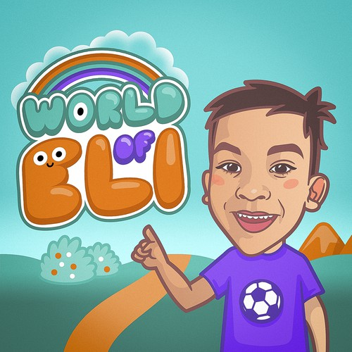 Design Cover For Kids YouTube Channel