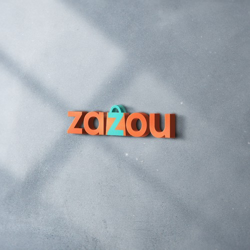 Logo for ZAZOU Online Shop