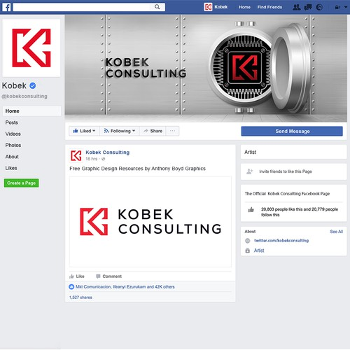 Kobek Consulting FB Cover