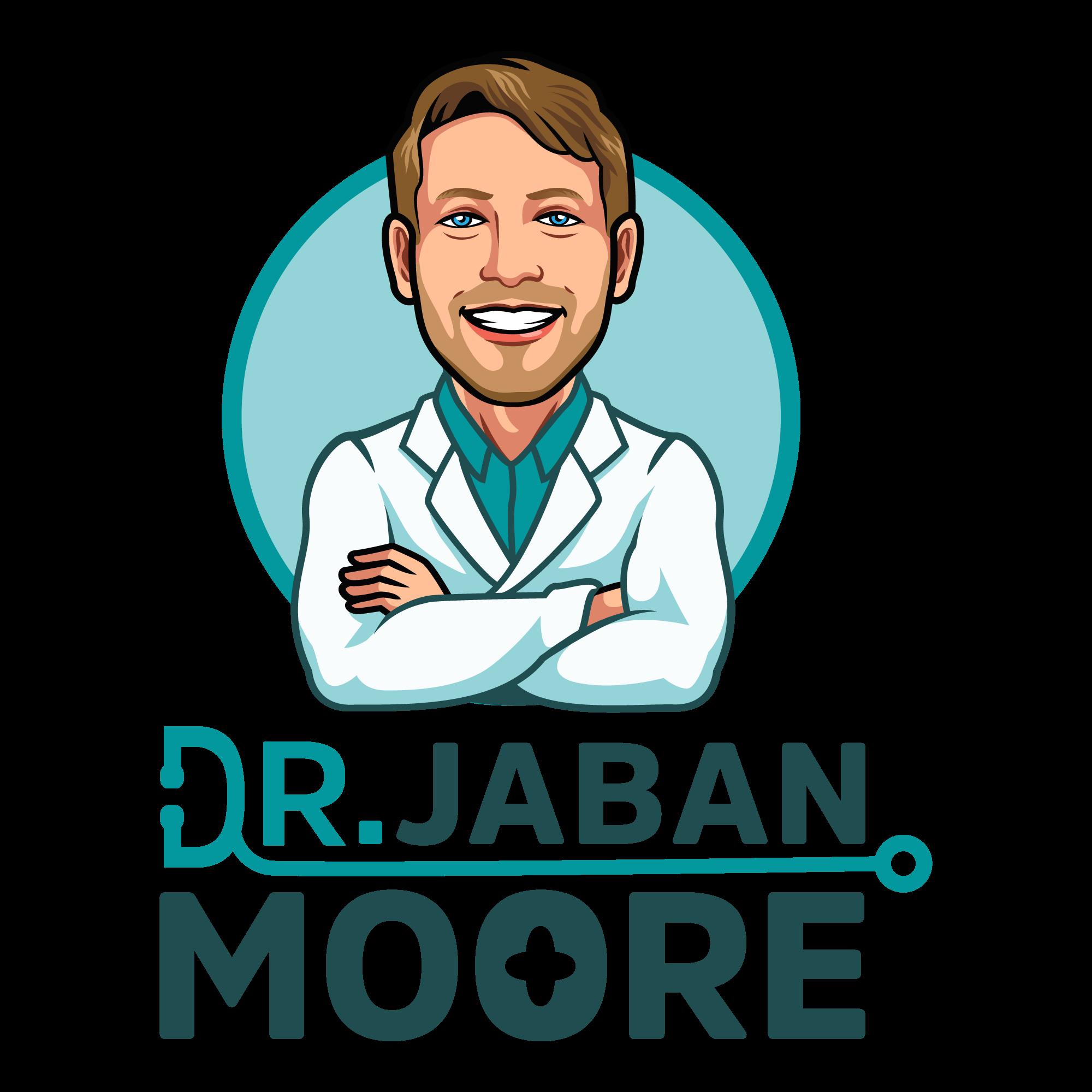 Redefining Wellness: Dr. Jaban Moore Alternative Health and Healing Logo