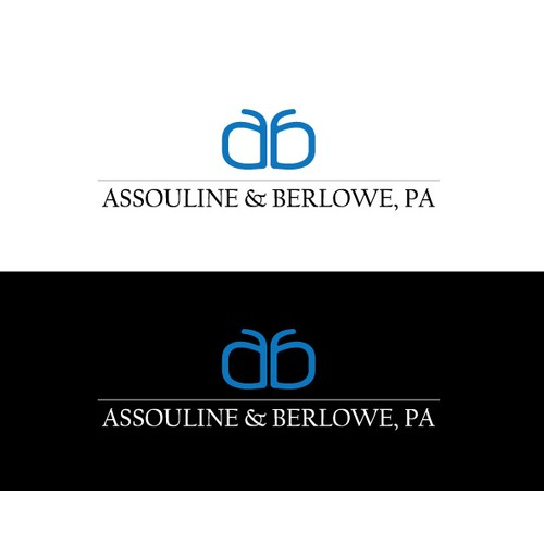New logo wanted for Assouline & Berlowe, P.A.
